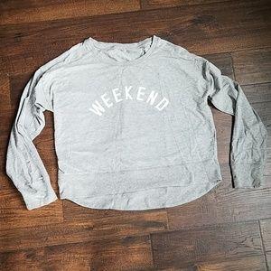 GapBody Weekend Sweatshirt